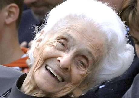 Fallece Rita Levi-Montalcini, premio Nobel de Medicina Foto: EFE en español