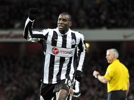 Demba Ba said playing in the Champions League was part of his decision.  Foto: Getty Images