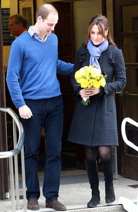 El PríncipeWilliam espera sorprender a su esposa con el original regalo. Foto: Getty Images
