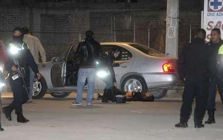 Según reportes, las muertes relacionadas con el crimen organizado ascendieron a 70 mil en el último sexenio. Foto: EFE en español