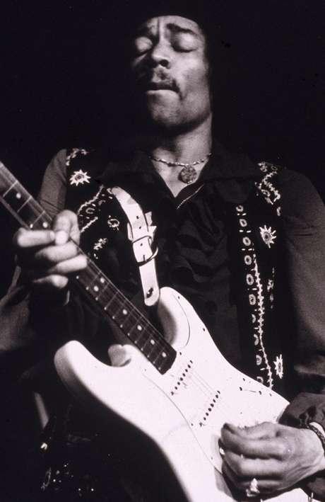 Jimi Hendrix es una de las estrellas del rock que también perdió la vida a los 27 años de edad. Foto: Getty Images
