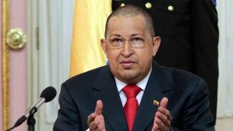 El mandatario falleció la tarde del 5 de marzo en el hospital militar Caracas donde estuvo internado por casi dos semanas luego de retornar de Cuba. Foto: AFP