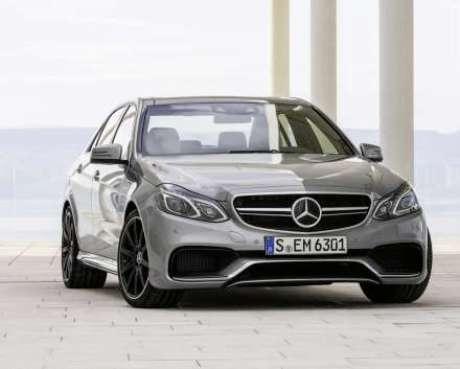 Foto Mercedes-Benz E63 AMG 4MATIC Sedan 2014 Foto: Mercedes-Benz