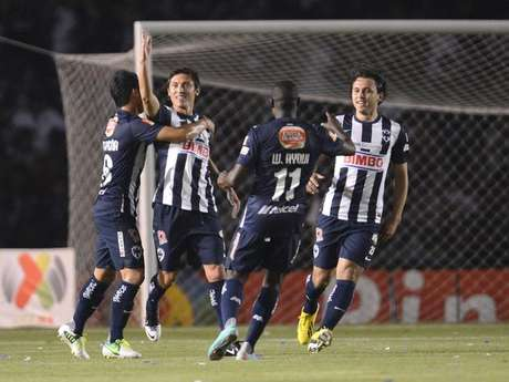 Neri Cardozo's goal stood up for Monterrey in a 1-0 win over Monarcas. Foto: Mexsport
