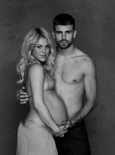 Shakira cuida de su figura después del parto gracias a laintervención de un cirujano plástico. Foto: Reproducción