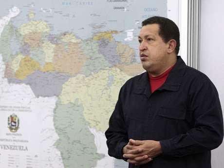 La designación de ministros es una atribución exclusiva del presidente Chávez. Foto: Prensa Miraflores/Archivo / AFP