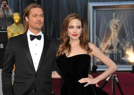 Brad Pitt quiere comprar video sexual de Angelina Jolie Foto: Getty Images