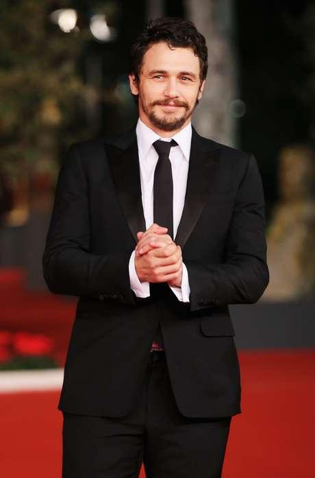 A James Franco no le importa que le llamen gay Foto: Getty Images