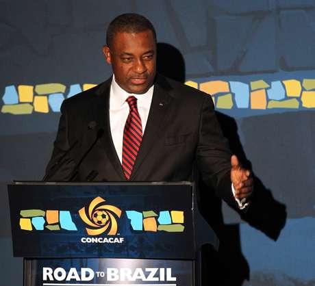 Jeffrey Webb, CONCACAF president Foto: Getty