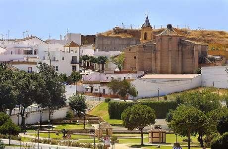 Vista panorámica de Palos de la Frontera Foto: Wikipedia