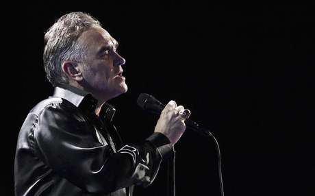 British singer-songwriter Morrissey performs during the International Song Festival in Vina del Mar city, about 121 km (75 miles) northwest of Santiago, in this file photo taken February 24, 2012. Foto: Eliseo Fernandez / Reuters