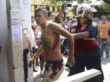 It was the fourth high-profile incident in 18 months in a penal system that has experienced repeated fatal clashes and shootouts. Venezuela's prisons house three times the number of inmates they were designed to hold.  Foto: Reuters