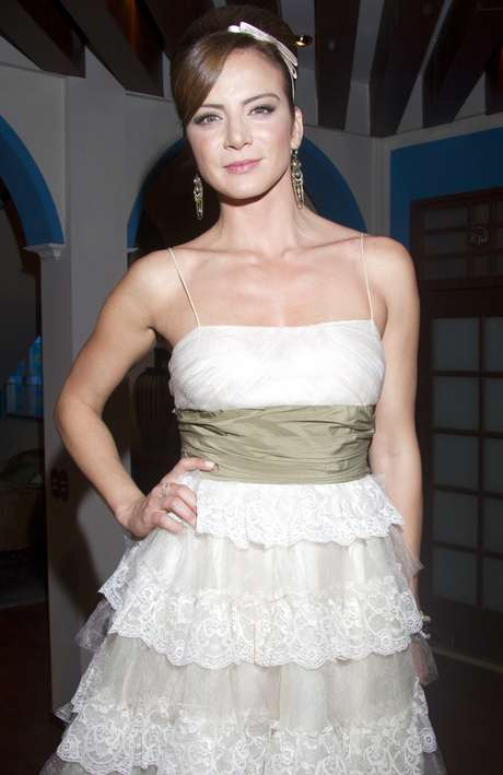 Silvia Navarro realizó casting para protagonizar junto a William Levy la telenovela 'La Tempestad'. Foto: Photo AMC
