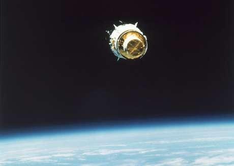NASA estimates the satellite costs between $350 million and $400 million. Foto: AP