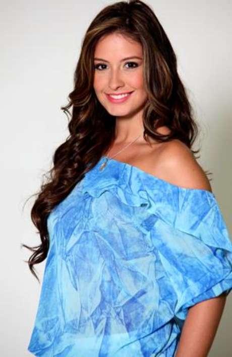 Taliana Vargas interpreta a Clara Cabello en 'Rafaél Orozco, el ídolo'.  Foto: Prensa
