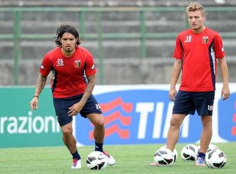 Es la segunda lesión que sufre Vargas en lo que va del año Foto: Facebook Génova