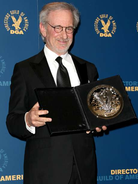 Steven Spielberg compite con 'Lincoln' en 13 nominaciones a los Oscar. Foto: Getty Images