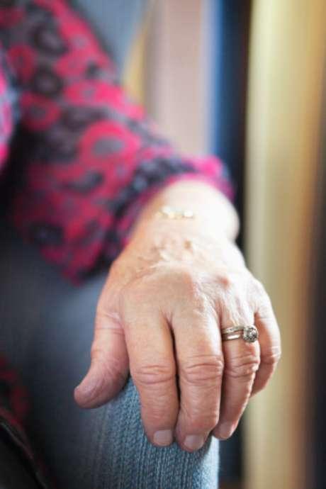 A pesar de que nunca tuvo una pareja, la ancianita dr 116 añosdijo sentirse muy feliz. Foto: Getty Images