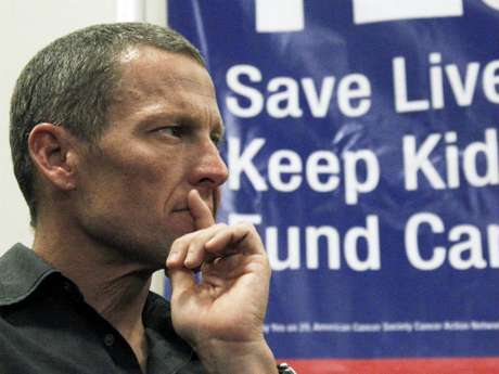 El abogado de Armstrong Tim Herman dijo en un comunicado que el ex ciclista sigue teniendo cuestiones pendientes con la USADA Foto: AP
