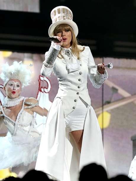Taylor Swift se encontraba muy enamorada de Harry Styles, declaró una fuente. Foto: Getty Images