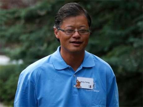 Jerry Yang, cofundador de Yahoo. Foto: Reuters en español