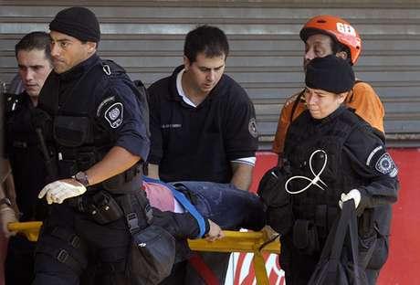 Fuentes judiciales informaronque el García conducía con 1,45 gramos de alcohol en su sangre, casi el triple de la dosis máxima permitida. Foto: AFP