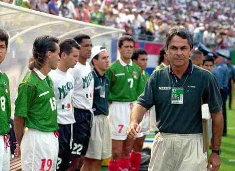 Las decisiones en el Mundial de Estados Unidos 94 dejaron marcado al entonces técnico nacional. Foto: Mexsport