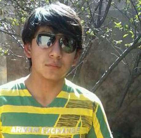 Kevin Douglas Beltran Espada on his Facebook page.  Foto: Facebook