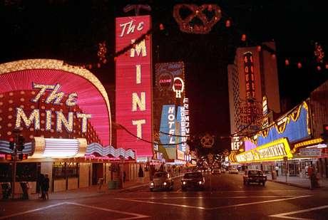 La balacera ocurrió en Las Vegas Strip. Foto: AP