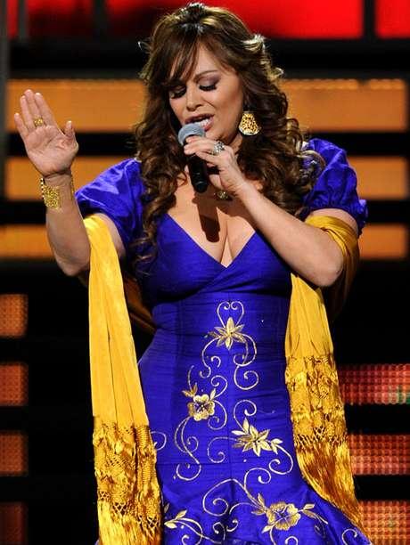Jenni Rivera falleció el 9 de diciembre de 2012 en un accidente aéreo. Foto: Getty Images