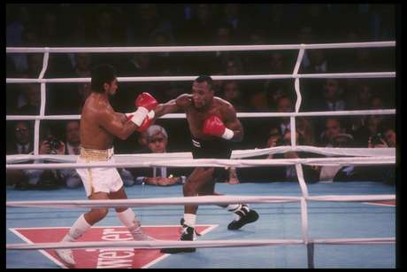 Durán y Leonard se enfrentaron tres veces. Foto: Getty Images