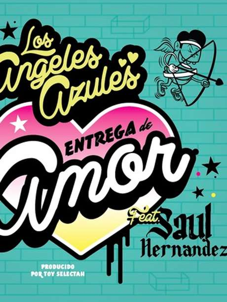 Los Ángeles Azules desataron comentarios encontrados cuando se anunció su participación en el Vive Latino. Foto: Twitter