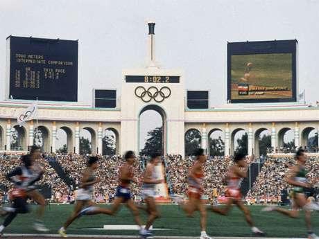 De aprobarse, sería la tercera ocasión en que la ciudad, que fue sede en 1932 y 1984, realice los más grandes juegos deportivos en el mundo. Foto: AP