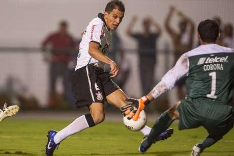 Corinthians ha ganado los cuatro partidos que suma como local ante equipos mexicanos. Foto: AFP
