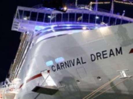 El Carnival Dream. Foto: Getty Images