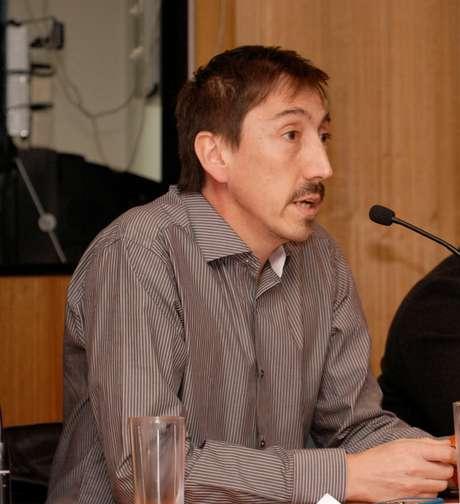 Psicólogo Miguel Morales,coordinador del magister Intervención Psicojurídica de la Universidad Diego Portales. Foto: Gentileza