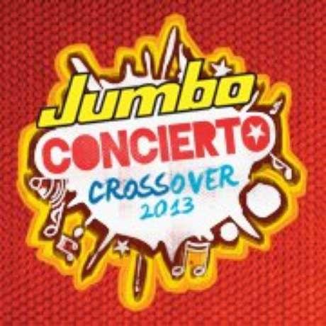 Jumbo Concierto 2013. Foto: Facebook Oficial.