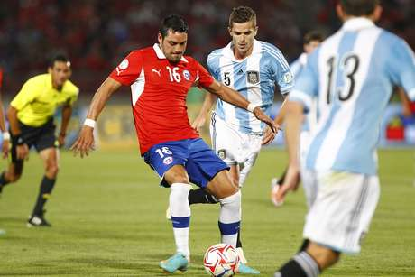 Sebastián Pinto sufre una lesión en el aductor y el cuádriceps de la pierna derecha. Foto: Getty Images