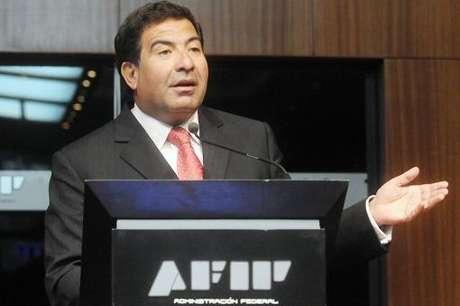 Ricardo Echegaray, titular de la AFIP. Foto: Télam