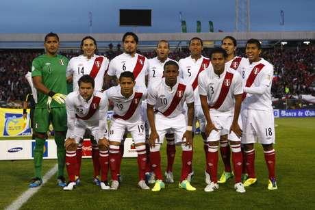 Perú se alista para enfrentar a Ecuador y Colombia. Foto: AFP