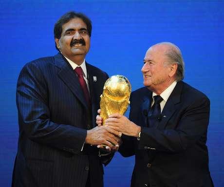 Si Catar no define las fechas del Mundial, puede perder el torneo. Foto: Getty Images
