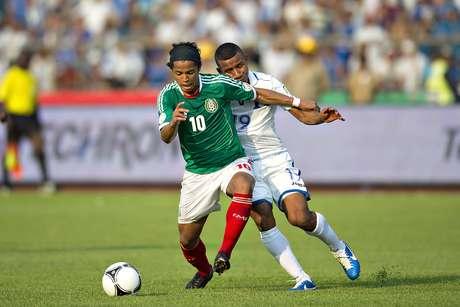 México no dio su mejor partido, pero fue muy superior a Honduras. Foto: Mexsport
