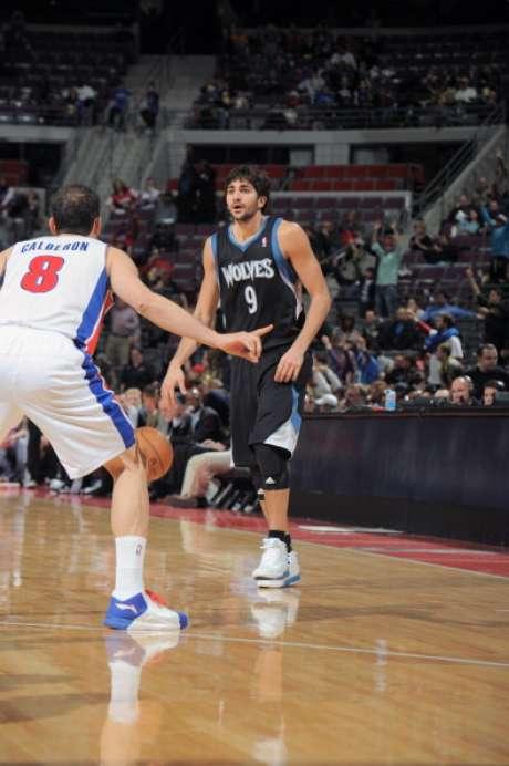 Calderón y Ricky, cara a cara Foto: Getty Images