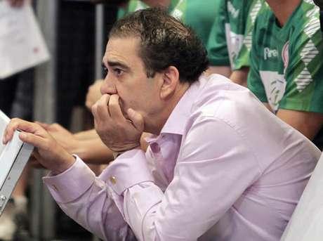 Bonvallet da su particular mirada de la victoria de Chile. Foto: Agencia UNO.