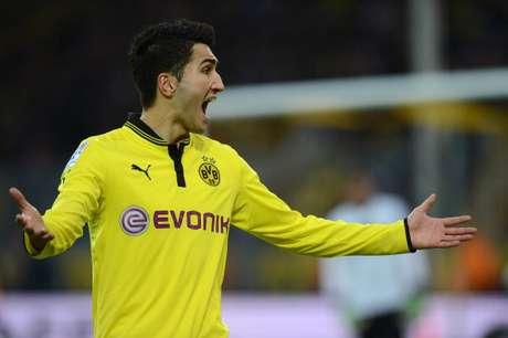Nuri Sahin, jugador cedido por el Madrid al Dortmund Foto: Getty Images