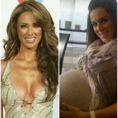 Foto: Jacky Bracamontes se convierte en mamá, pero muere uno de sus bebés / Getty - Twitter / Terra