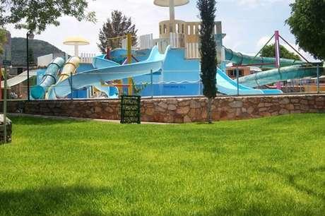 Disfruta lo que te ofrece el Centro Vacacional Ajacuba. Foto: Turismo de Hidalgo
