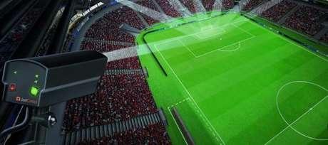 GoalControl será el proveedor en la Copa Confederaciones y Mundial 2014. Foto: Divulgación