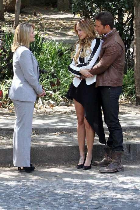 Todavía queda muchas escenas intensas por ver en'Amores Verdaderos'. Foto: Photo AMC