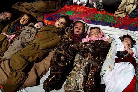 La coalición encabezada por Estados Unidos confirmó que lanzó ataques aéreos en la provincia de Kunar donde se reportaron las muertes e hizo énfasis en que los bombardeos fueron solicitados por fuerzas internacionales. Foto: AP
